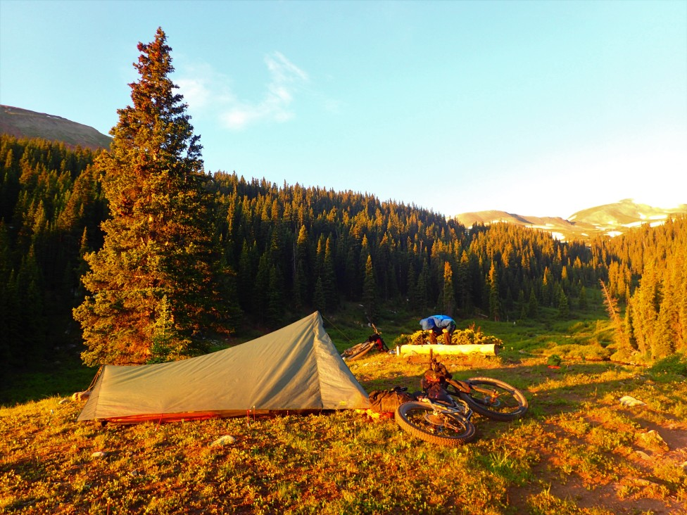 Another beautiful campsite.