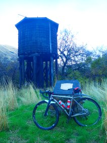 Harris Canyon Watertower