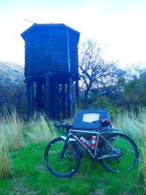 Harris Canyon Watertower